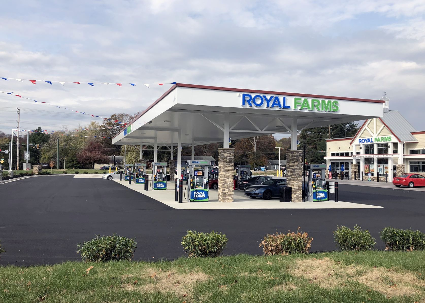 Royal Farms Box Hill South