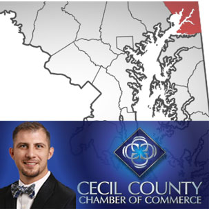 John V. Mettee, IV joins Cecil County Chamber of Commerce Board of Directors