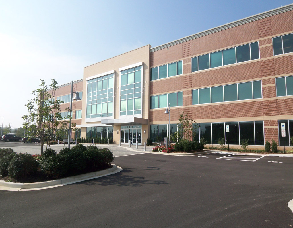 Frederick Ward Associates Upper Chesapeake Hospital