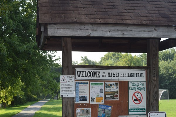 Ma and Pa Heritage Trail